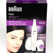Braun Face SE830 confezione