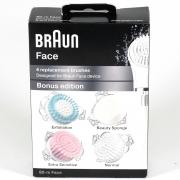 Braun Face SE830 spazzole