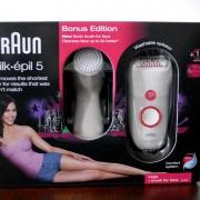 Braun Silk Epil 5329 - Legs & Face