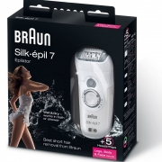 Braun Silk Epil 7681 Wet & Dry