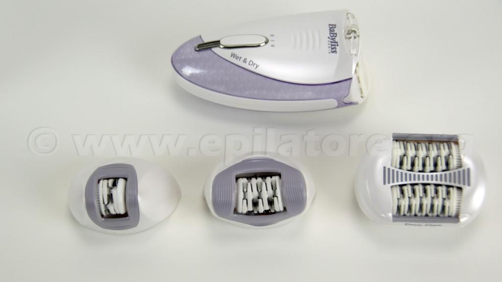Testine epilatore